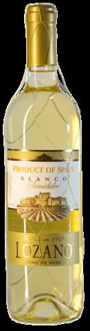 Lozano Bianco Semi-Sweet