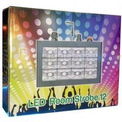 Светодиодный стробоскоп led room strobe 12