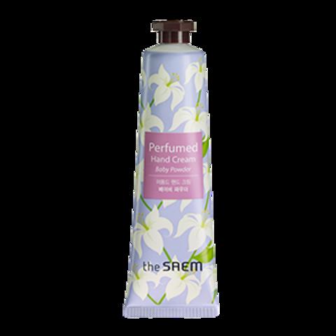 Perfumed Hand Cream -Lilac