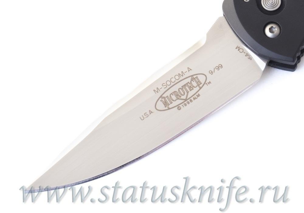 Нож Microtech Mini-Socom Auto G.Brend - фотография
