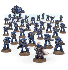Space Marines Battalion Detachment