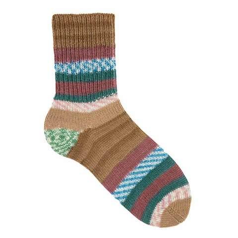 Gruendl Hot Socks Sirmione 6-ply 06