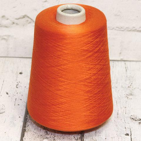 Шелк 100% LORO PIANA / SILK 5200 оранжевый