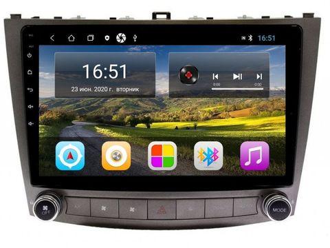 Магнитола для Lexus IS250 (05-12) Android 11 2/16GB IPS модель CB-3122T3L
