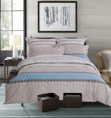 Сатиновое постельное бельё  2 спальное  В-193