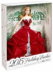 Барби Коллекционная Holiday 2015