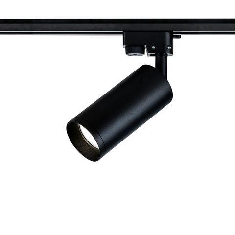 Трековый светильник Maytoni Track TR004-1-GU10-B