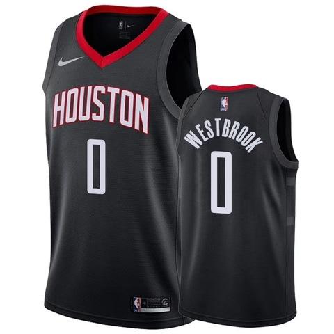 Баскетбольная майка NBA 'Houston/Westbrook 0'