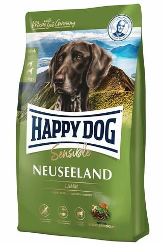 12.5 кг. HAPPY DOG - Сухой корм для собак всех пород с мясом ягненка -  Supreme Sensible Nutrition Neuseeland