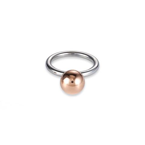 Кольцо Coeur de Lion 0300/40-1631 54 цвет золотой