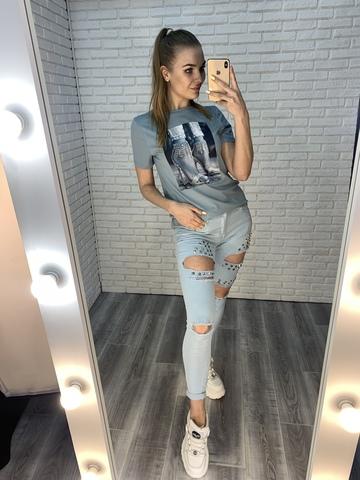 летние брюки-джинсы купить