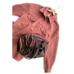 Образ Myitalianbags (Шопер и рубашка)