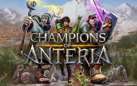 Champions of Anteria (для ПК, цифровой ключ)