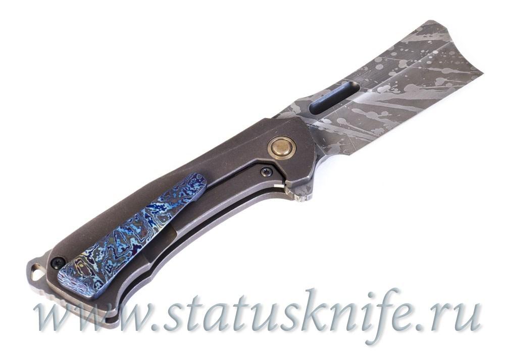Нож Осаренко Дмитрий Quatch CPM20CV - фотография