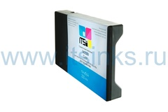 Картридж для Epson 7880/9880 C13T603200 Cyan 220 мл