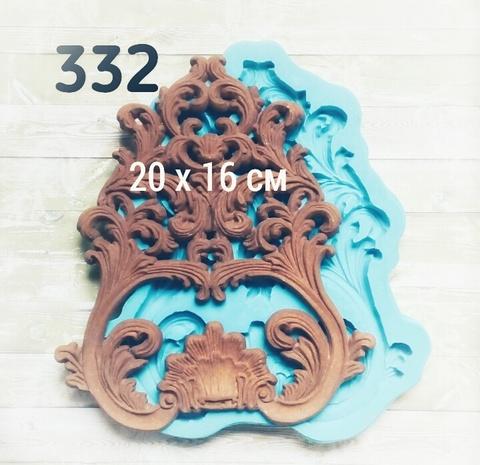 0332 Молд Мебельная накладка