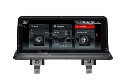 Штатная магнитола для BMW 1  E87 (2006-2012) CIC на Android 10 4/64GB IPS модель CB8251TC