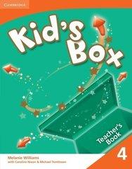 Kid's Box 1Ed 4 Teacher's Book