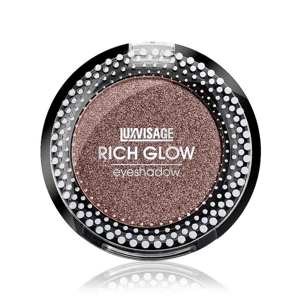 Тени для век металлические Rich Glow