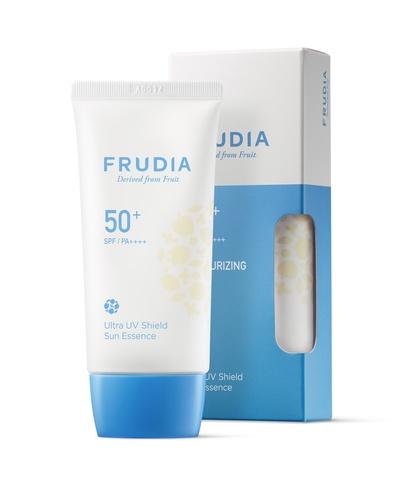 Крем-эссенция с ультра защитой от солнца Ultra UV Shield Sun Essence SPF 50+ PA++++ Frudia 50гр