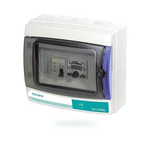 Панель управления фильтрацией Toscano ECO-POOL-230-D 10002506 (230В) с таймером / 18651