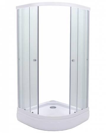 Душевой уголок Triton Стандарт А1 (прозрачное каленое стекло 5мм)