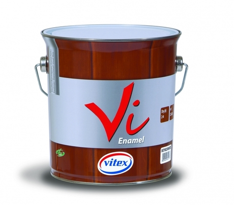 Глянцевая алкидная краска - эмаль для различных металлических поверхностей-Vi Enamel