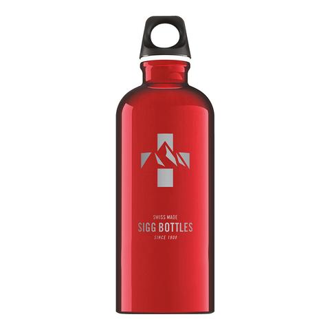 Бутылка Sigg Mountain (0,6 литра), красная