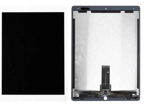 LCD Apple iPad Pro 12.9 2017/A1670/A1671 + Touch White + Big Flex