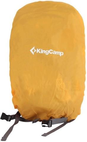 Картинка рюкзак городской Kingcamp Speed 25 чёрный - 9
