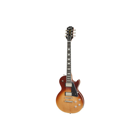 EPIPHONE Les Paul Modern Figured Caffe Latte Fade