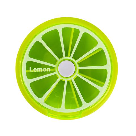 Таблетница (футляр для таблеток) Lime