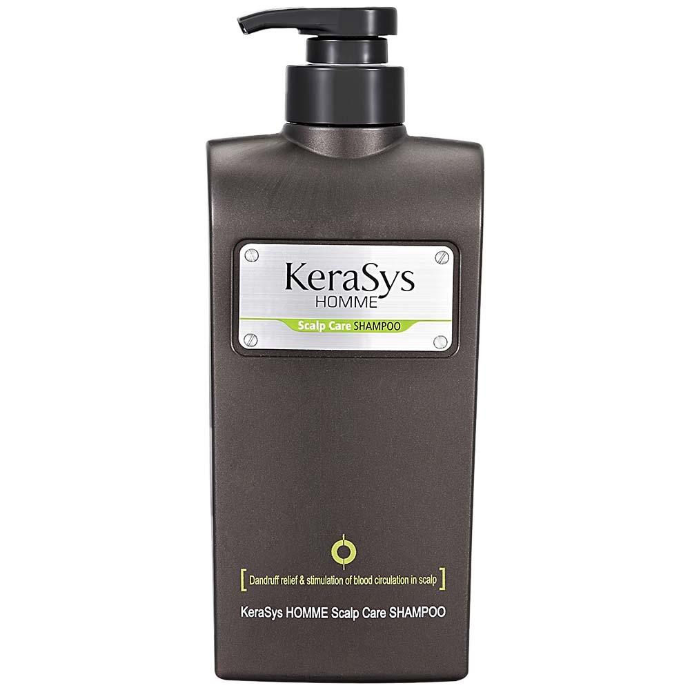 Шампунь для волос Homme Scalp Care Лечение кожи головы