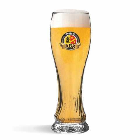 Набор из 6 пивных бокалов «ABK», 500мл
