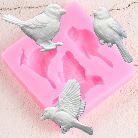 0426 Молд три птицы