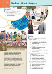 Public relations (ESP). Student's Book With Digibooks App. Учебник (с ссылкой на электронное приложение)(Includes Audio & Video)