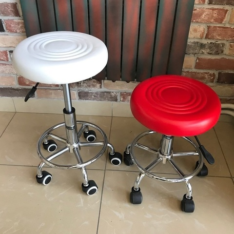Стул-табурет вращающийся Camp Roll (стул мастера/кухонный/медицинский)