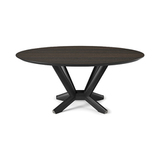 Обеденный стол planer wood round, Италия