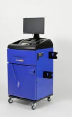 Стенд сход развала 3D Техно Вектор V 7202 K 5 A