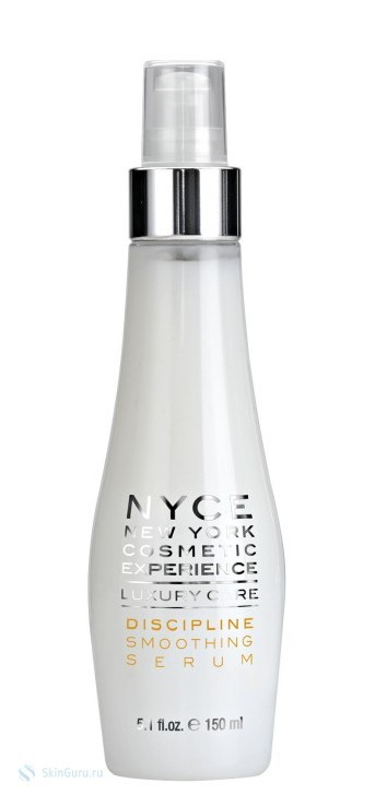 Сыворотка для непослушных волос  NYCE Luxury Care Discipline Smoothing Serum 150 мл