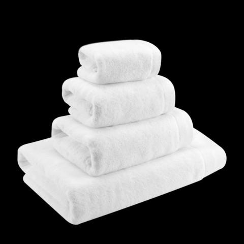 Seashells-11  белое махровое  полотенце Valtery