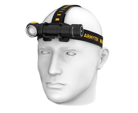Мультифонарь светодиодный Armytek Wizard C2 Pro Max Magnet USB, 4000 лм, аккумулятор