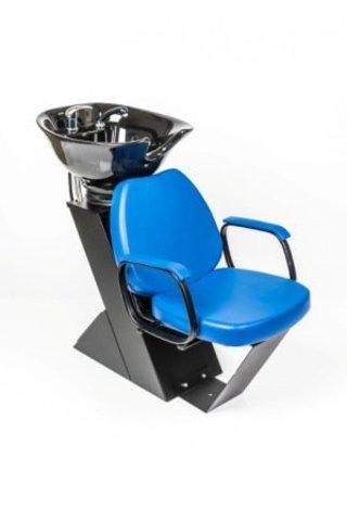Парикмахерская мойка Дасти с креслом Соло