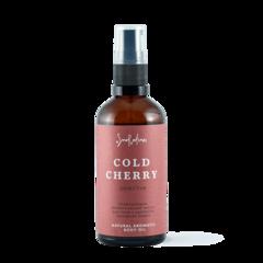 Ароматическое масло для тела - Холодная вишня, SmoRodina