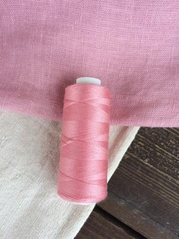 Нитки Dor Tak 119, теплый розовый