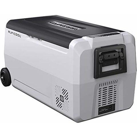Компрессорный автохолодильник SUMITACHI T36 (Двухкамерный, 12/24/220V, 36л)