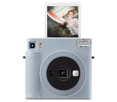 Fotoaparat \ Фотоаппарат моментальной печати Fujifilm Instax SQUARE SQ1, голубой Instax SQUARE SQ1, голубой