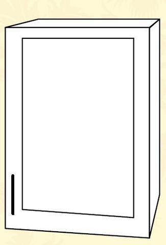 ШВС 400 Шкаф верхний стекло
