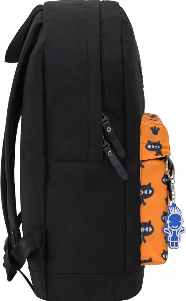 Рюкзак Bagland Молодежный W/R 17 л. чорний 177 (00533662)