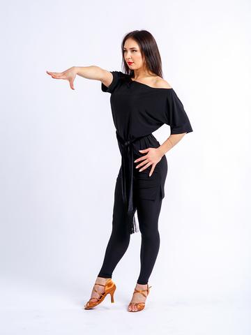 Туника- платье с поясом
